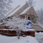 Snow@Wat thai,DC.